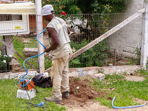 Dmae investe mais de 1,7 milhão em redes de água no Extremo Sul