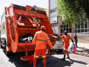 DMLU mantém coletas regulares de resíduos durante pandemia