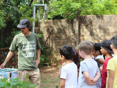 Dmae realiza ação do Dia do Meio Ambiente no Lar Esperança