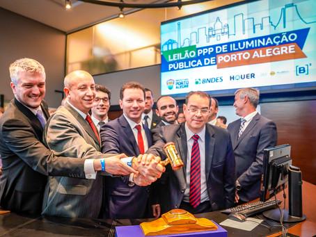 Consórcio IP Sul está habilitado para gerir a Iluminação Pública