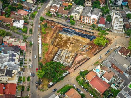 Obras na Zona Norte irão reduzir alagamentos em Porto Alegre