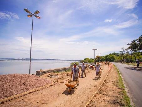 Prefeitura inicia revitalização da área do antigo Timbuka