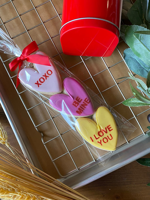 Convo Hearts- Pack