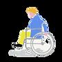 rolstoel dwarslaesie kinesitherapie logopedie zwemles Antwerpen, Hove Mortsel, Kontich, Lint, Edegem