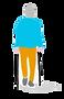 kinesitherapie logo logopedie Hove kiné