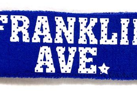 FRANKLIN AVE TEAM BOYS HEADBAND