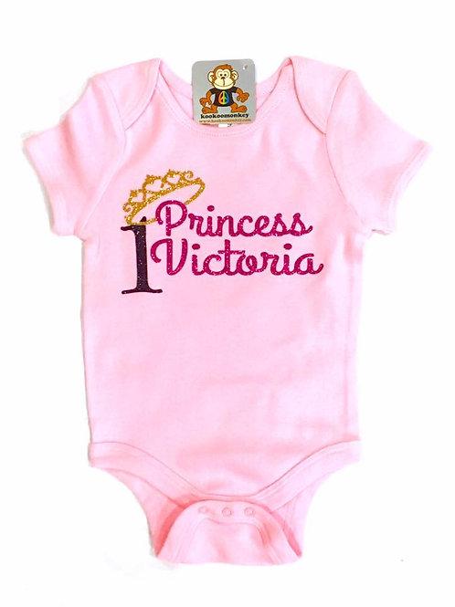 Princess Crown Onsie
