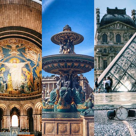 5 Places to Vist in Paris
