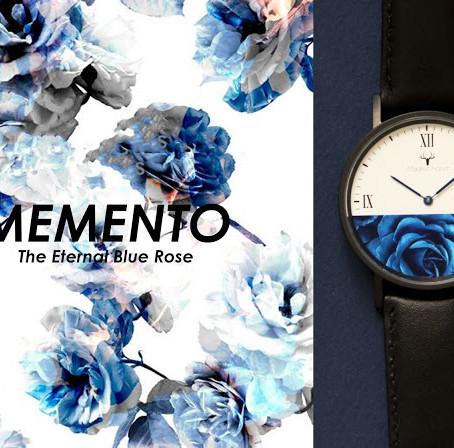 The Eternal Blue Rose