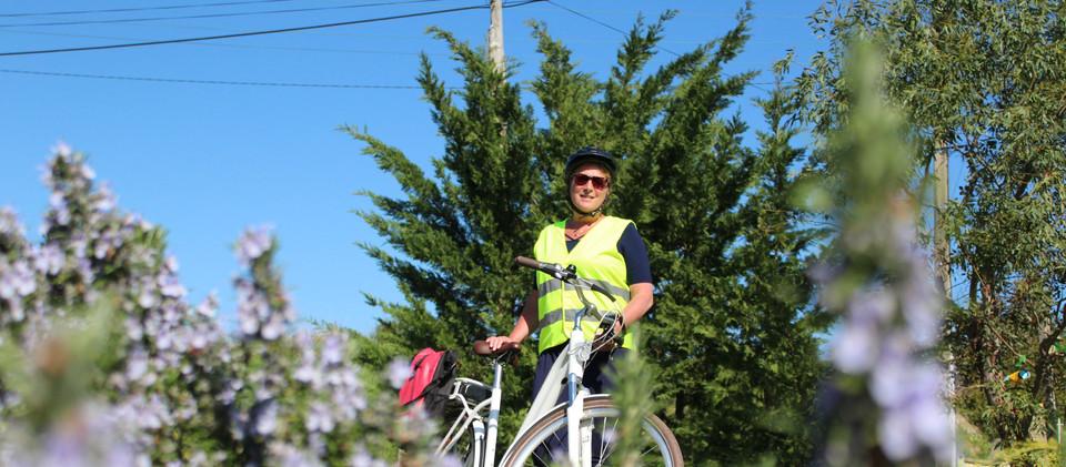 Velaude e-bike hire