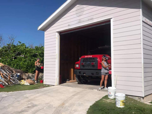 Station 3 gets finishing touches