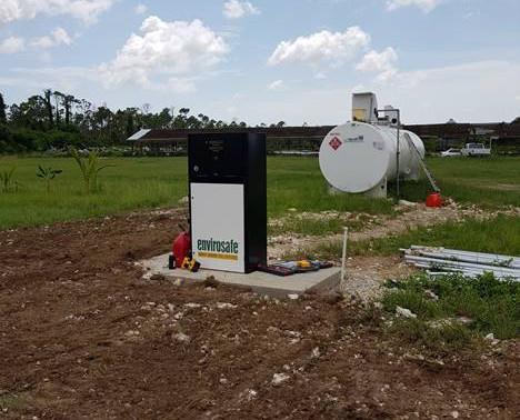 Big Bird Center Gas Station Coming Soon!