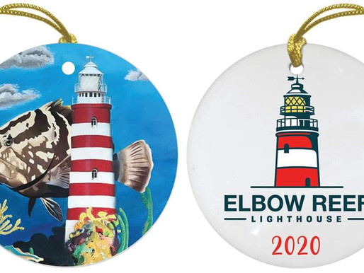 Get your 2020 Hope Town Lighthouse Collectible Christmas Ornament
