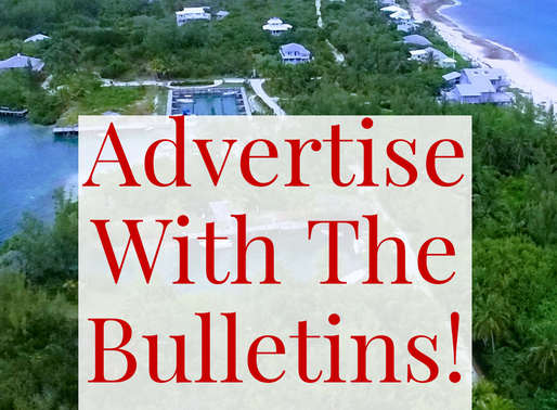 Advertise with The Bulletins!