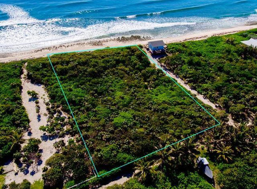 Sweeping Sunrise | Hope Town | Surfer's Dream Lot | $995,000