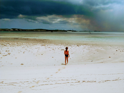 The Abacos: We Created 'Social Distancing'
