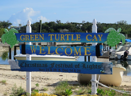 Green Turtle Cay: Road to Recovery