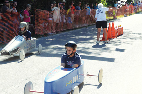 Annual Box Cart Derby Coming 2021
