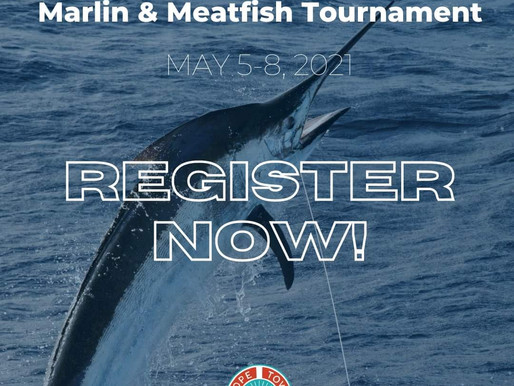 Hope Town United Marlin & Meatfish Tournament May 5th-8th, 2021