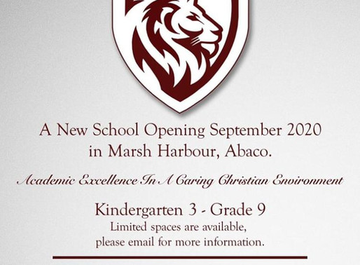New Abaco School Secures Location