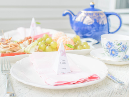 First Day of Spring Tea