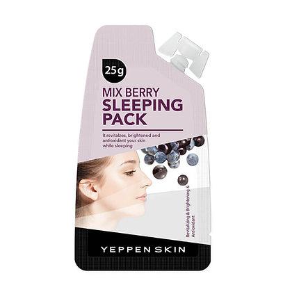 Ночная маска для лица с экстрактом ягод | Dermal
