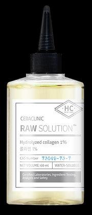 Универсальная сыворотка для упругости и эластичности кожи и волос | Ceraclinic