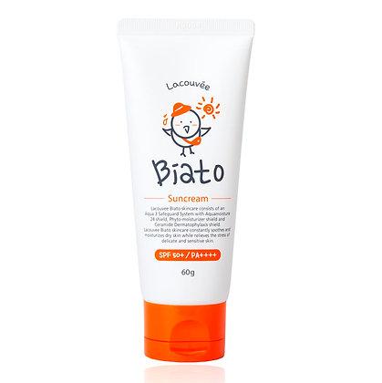 Солнцезащитный крем SPF50+/PA++++ | Lacouvee Biato