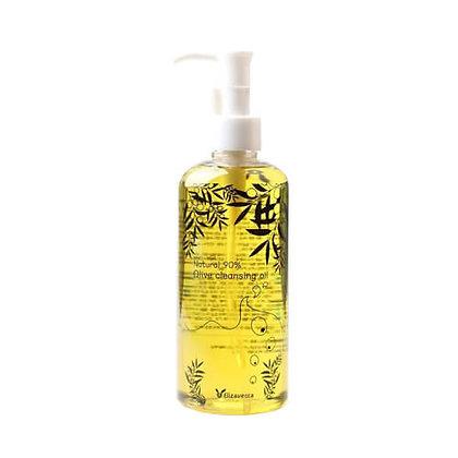 Гидрофильное масло с оливой. Elizavecca.