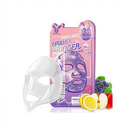Тканевая фруктовая маска для лица. Elizavecca.