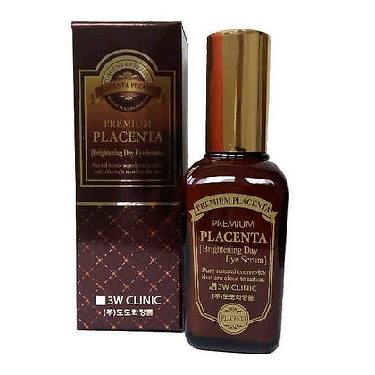 Сыворотка для век с плацентой. 3WClinic