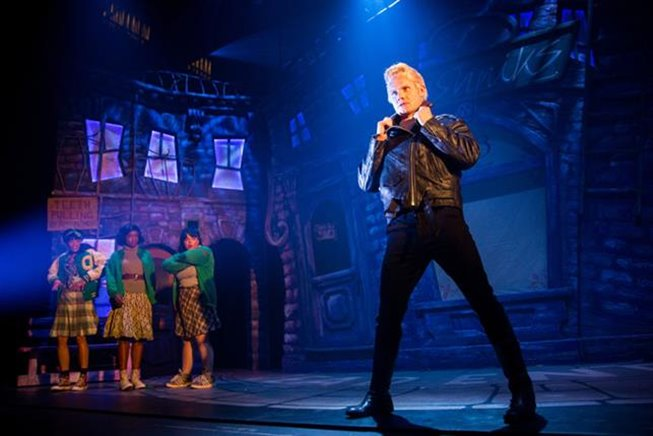 Rhydian - Little Shop Of Horrors