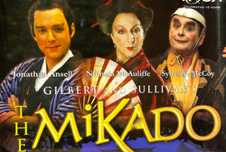 THE MIKADO GILBERT & SULLIVAN