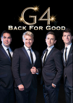 G4 BACK FOR GOOD TOUR