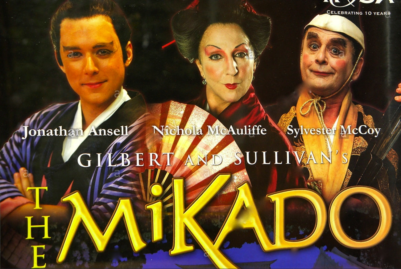 Jonathan - The Mikado