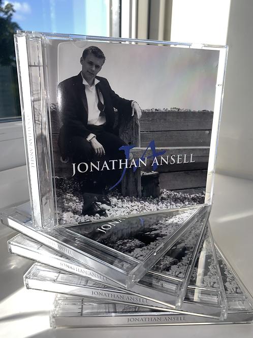 Jonathan Ansell's 1st Ever Album
