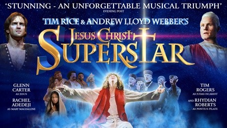 Rhydian - Jesus Christ Superstar