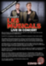 Ansell's Les Musicals 2020 A5 TOUR POSTP