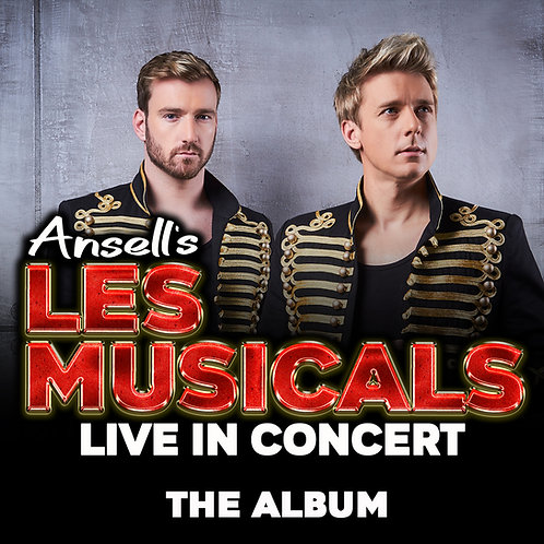Ansell's LES MUSICALS - LIVE