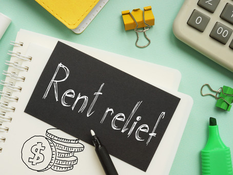 Rent Relief for Eligible Tenants and Landlords - What You Need To Know