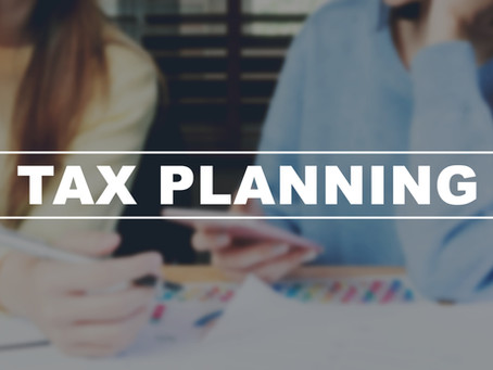 Tax Planning Strategies to Implement Before June 30