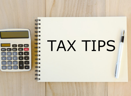 Tax Tips for the End of Financial Year