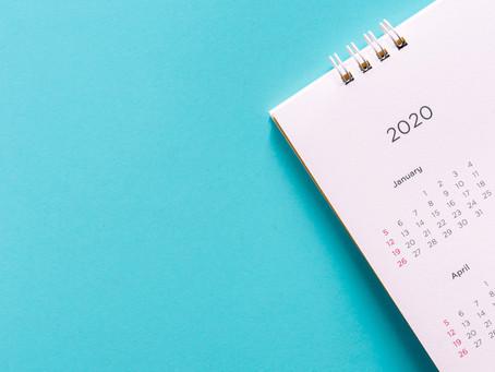 Key Dates for JK 2.0
