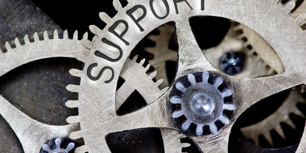 New COVID Support Packages Zoom Webinar