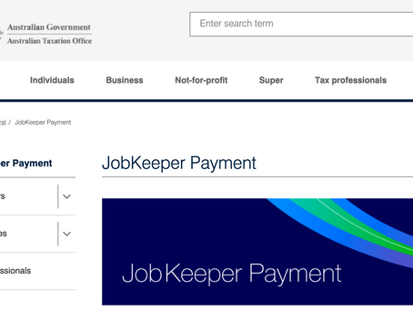 JobKeeper: Step By Step Details From ATO on How To Access It