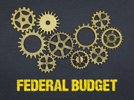2020 Federal Budget Summary