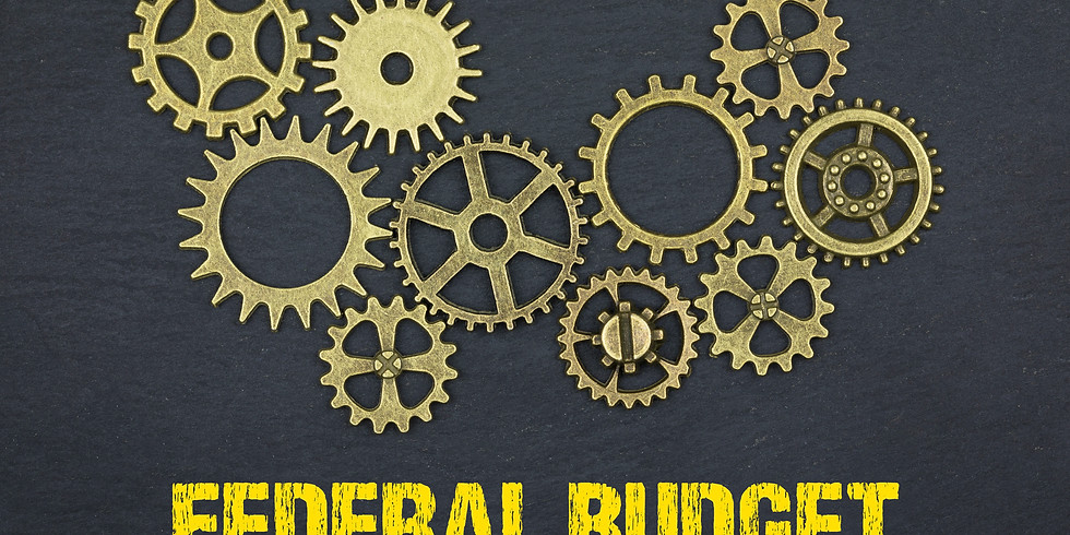 Federal Budget Overview and What It Means For You