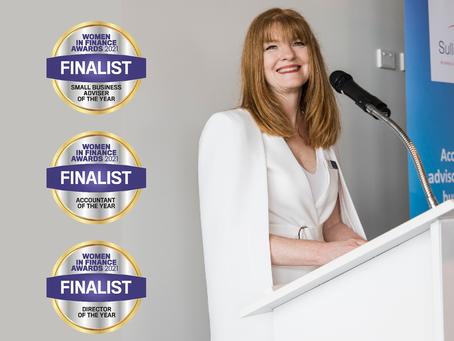 Women in Finance Awards 2021