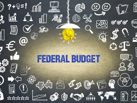 Federal Budget 2021 Summary