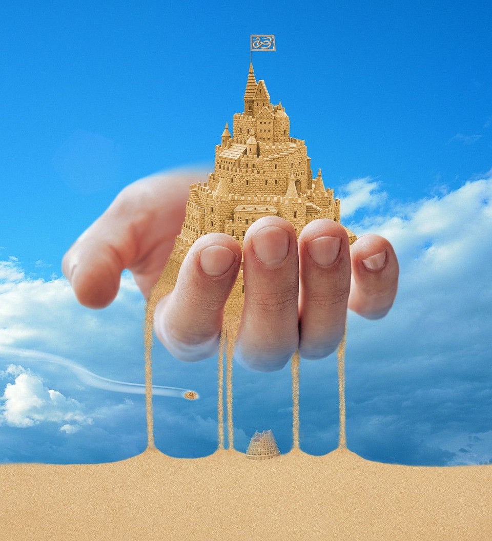 Sandscape from Pixabay